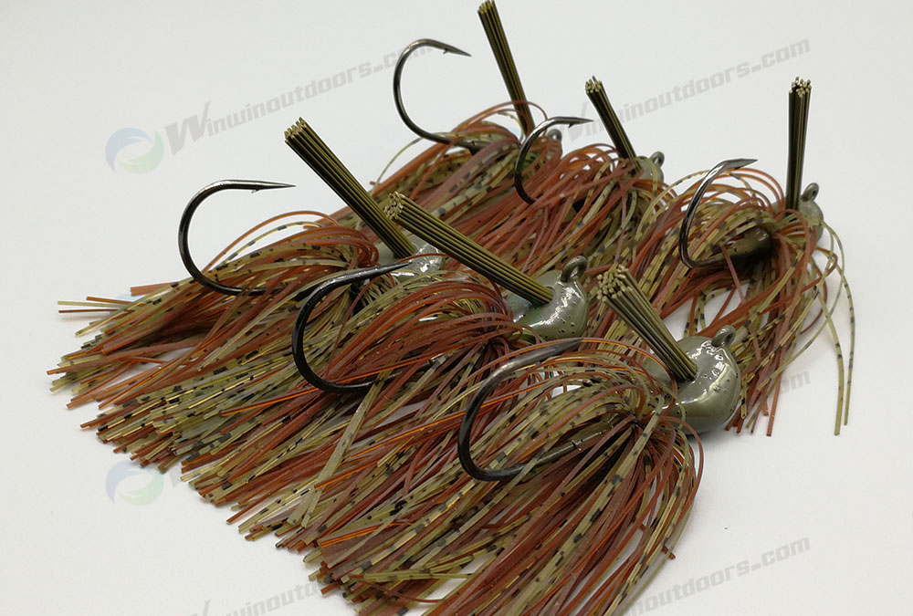 Tungsten Flipping Jig