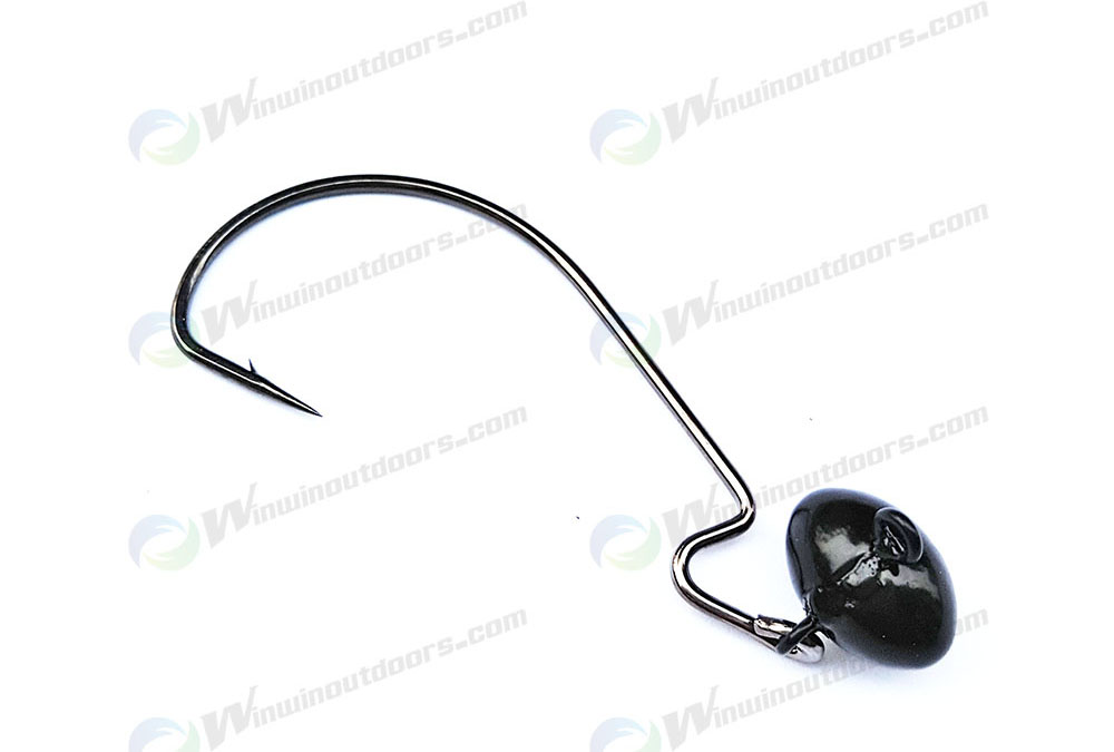 Tungsten Swing Football Jig