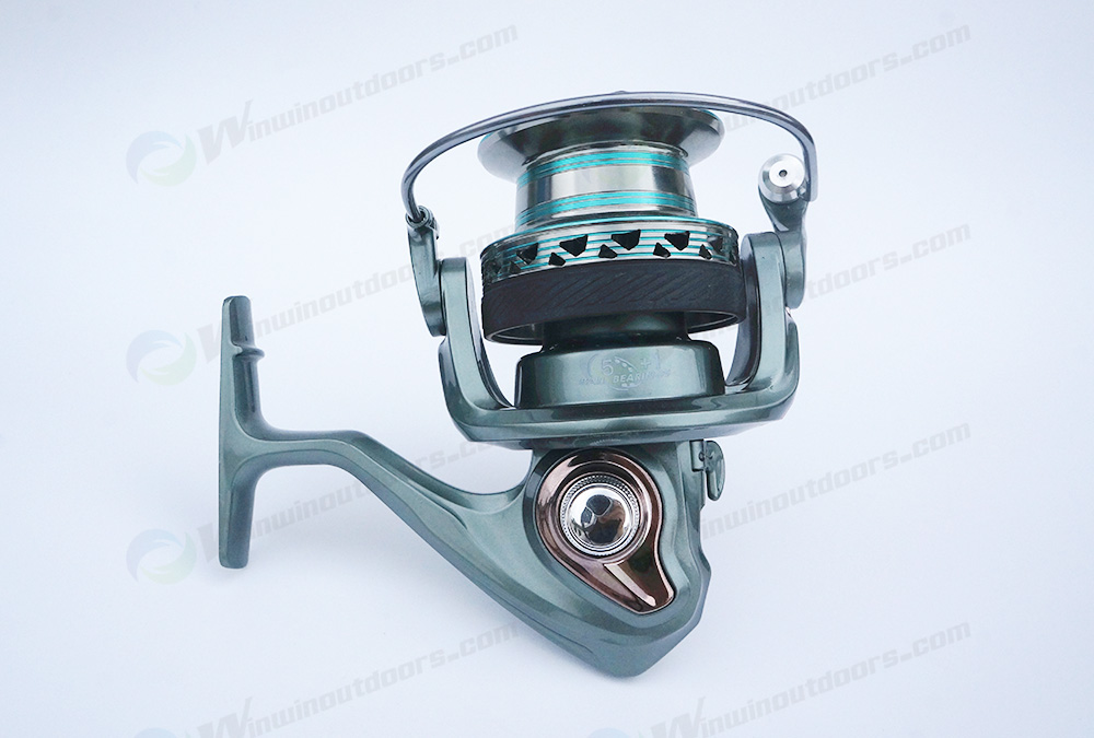 Fast Casting Spinning Reel WRS83