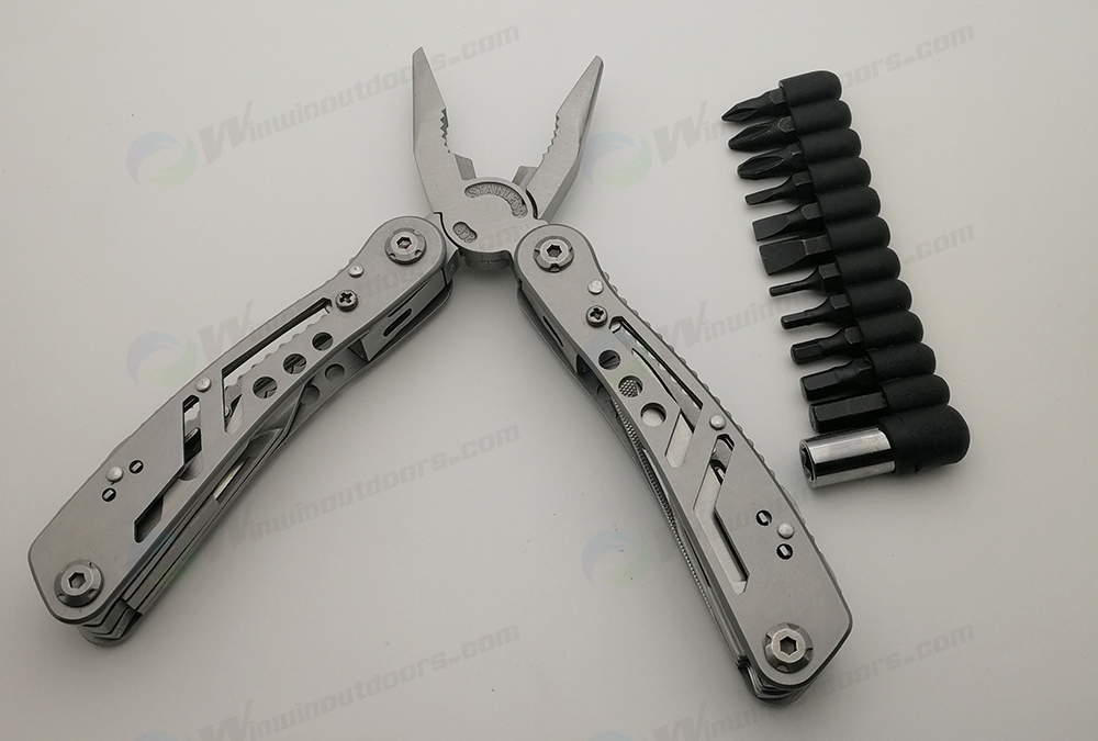 Stainless Steel Fishing Pliers WTP 06030