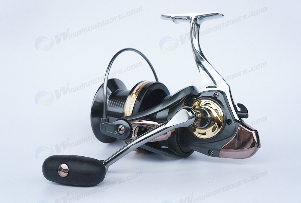 High Line capacity Surf Casting Reel WRS84R