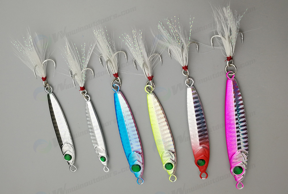 lead fish jig