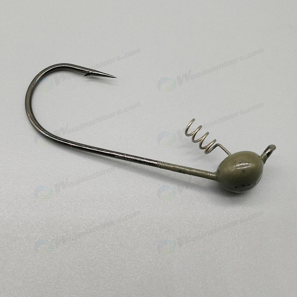 Tungsten Shaky Jig Head