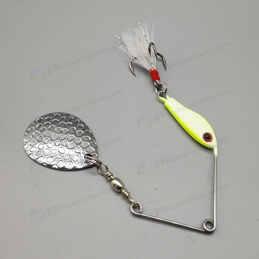 lead Spinner bait  3009